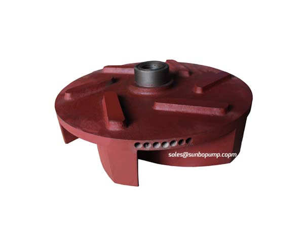 2500 Centrifugal Pump Impeller