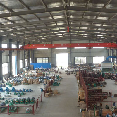 slurry pump assembly plant