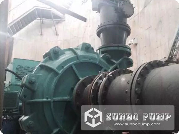 Heavy Duty Slurry Pump in China Ore Mining