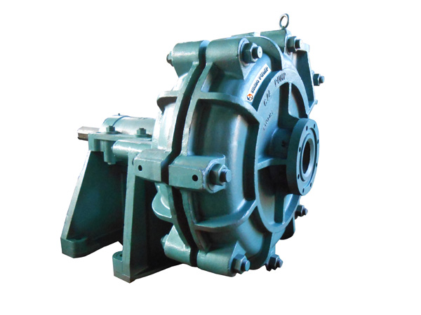 100HHS-F High Pressure Slurry Pump