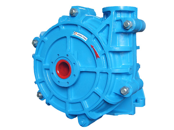 High Pressure Centrifugal Slurry Pump