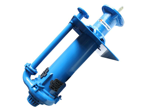 65QV-SV Model Vertical Slurry Pump