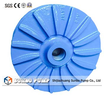 Slurry Pump Metal Impeller Wear Parts