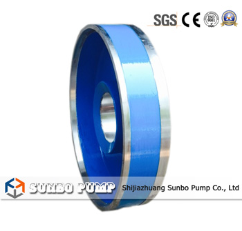Slurry Pump Expeller Ring Metal Wear Parts