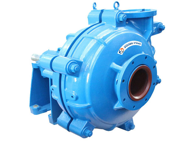Metal Lined Slurry Pumps
