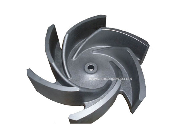 Oil Drilling Pump Impeller
