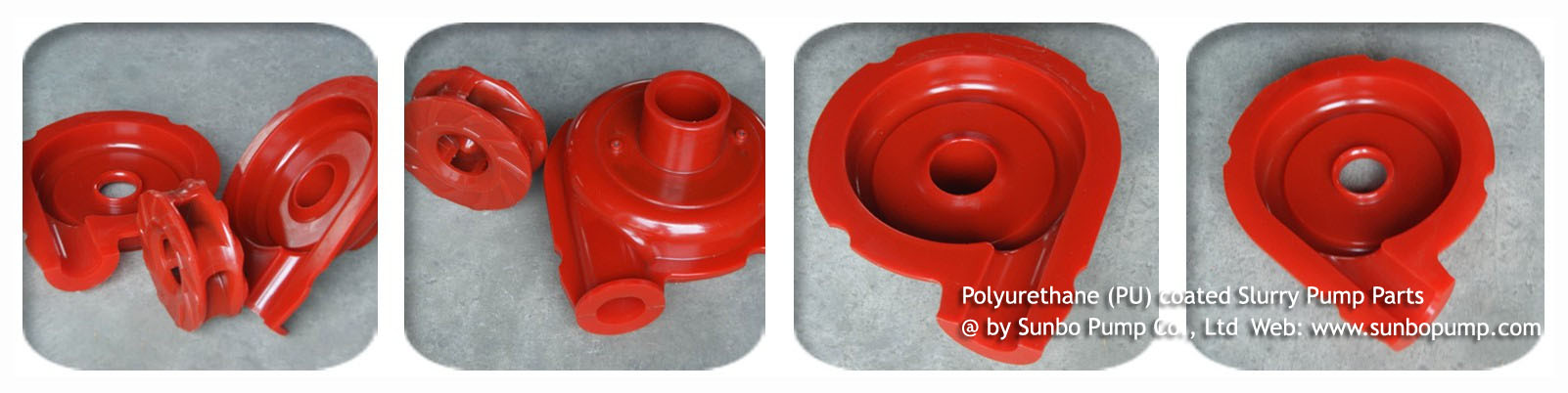 Elastomer Polyurethane Slurry Pumps