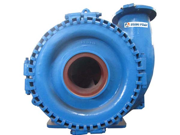 SG Horizontal Centrifugal Gravel Pump