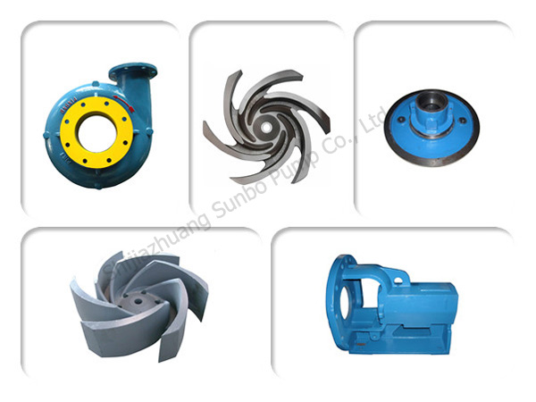 Drilling Sand Pump Spare Parts