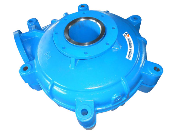 Pump Body Cover Plate & Frame Plate
