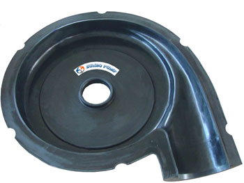 Rubber Back Liner Wear Parts