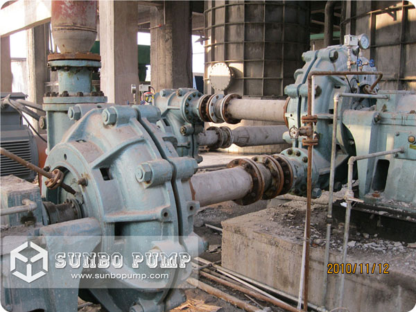 Sunbo Pump Project