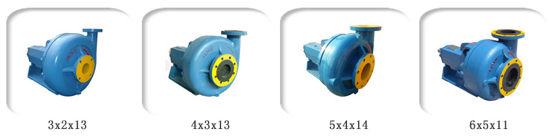 3x2x13 Drilling Mud Centrifugal Pump | Slurry Pump parts and slurry